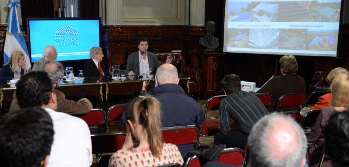 Debate sobre tarifas, crisis energética y energías alternativas