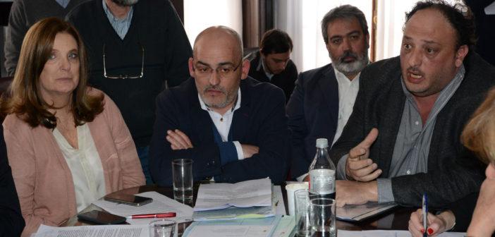 Funcionario del Ejecutivo explicó adhesión a la Ley nacional de blanqueo de capitales