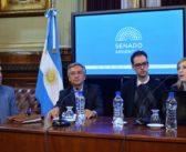 Funcionarios del gobierno expusieron sobre implementación de la Ley PyME