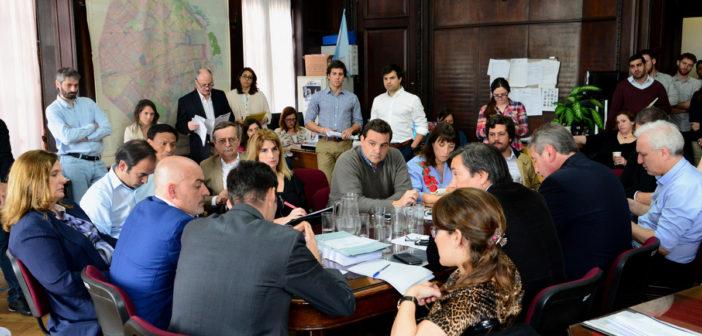 Reunión informativa de la Comisión de Presupuesto