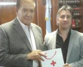 Guillermo Pereyra impulsa la actualización de la ley de la Cruz Roja Argentina