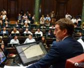Sancionan ley para construir un ministerio en Ciudad Oculta
