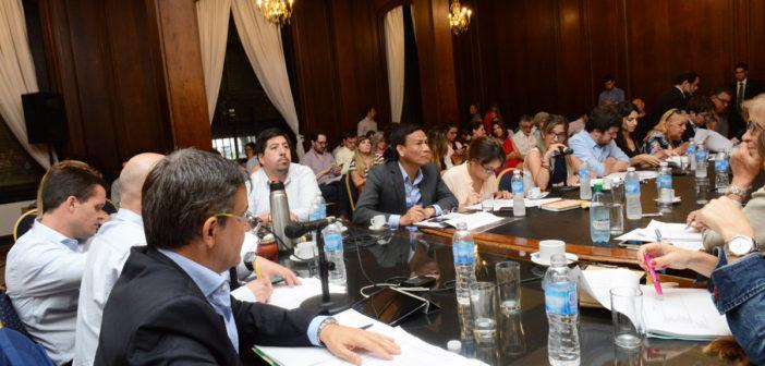 Presentaron el presupuesto del Ministerio de Desarrollo Urbano y Transporte