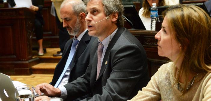 El Jefe de Gabinete informó sobre la gestión del Gobierno