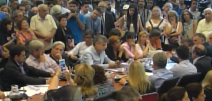 VIVO: Escandaloso debate de la reforma previsional
