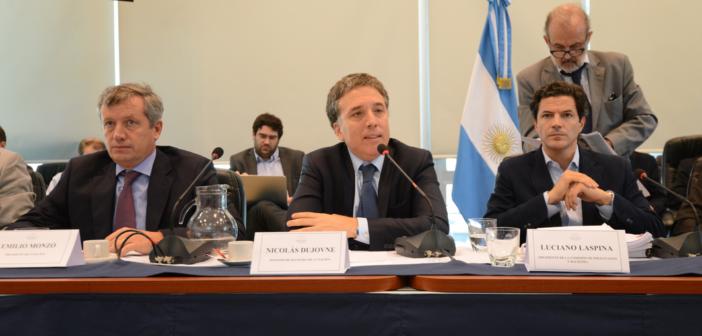 Dujovne defendió la reforma fiscal y tributaria impulsada por el Ejecutivo