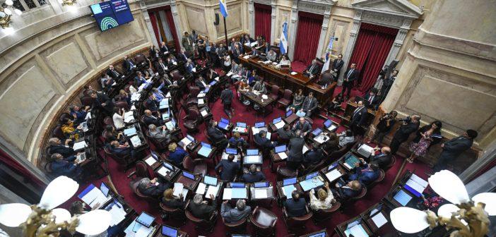 Compre Argentino es ley y la modificación de Defensa de la Competencia vuelve a Diputados