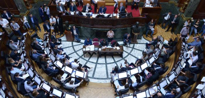 Modifican la Ley de Ministerios de la Ciudad