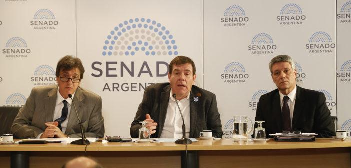Funcionario de la SIGEN expuso en la Bicameral del ARA San Juan