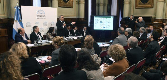 Coninagro presentó un proyecto para impulsar el desarrollo productivo