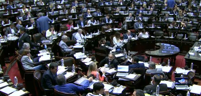 Diputados aprueba ley de góndolas y nueva ley de alquileres