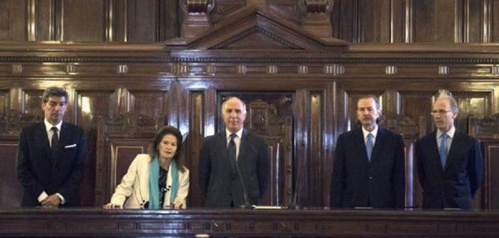 La Corte rechazó las reelecciones de los gobernadores de Río Negro y La Rioja