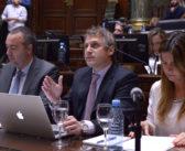 El Jefe de Gabinete expuso en la Legislatura