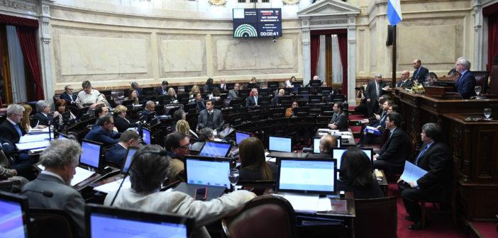 Aprobaron diversos acuerdos y proyectos de ley consensuados