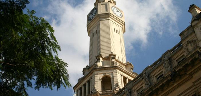 El Palacio Legislativo recibirá las urnas