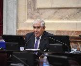 Pereyra busca garantizar la seguridad jurídica para el desarrollo de Vaca Muerta