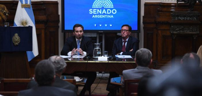 Cinco expertos disertaron sobre el proyecto de nuevo Código Penal