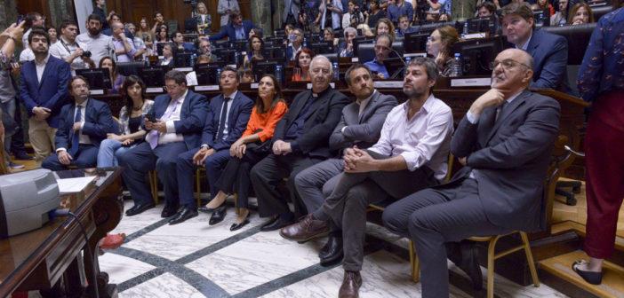 Sesión Especial Preparatoria: asumieron legisladores