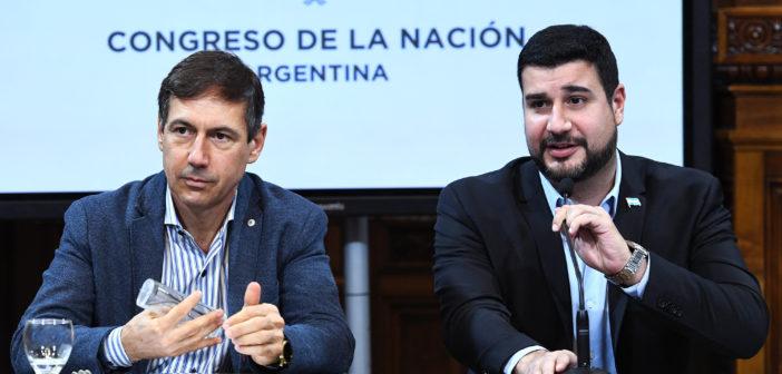 SE CONSTITUYÓ LA BICAMERAL PERMANENTE DE TRÁMITE LEGISLATIVO