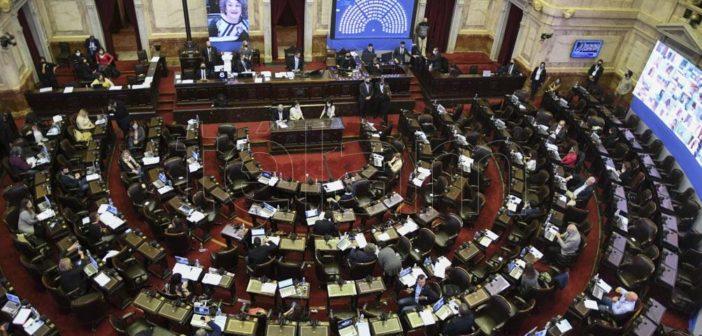 Diputados aprobó y envió al Senado proyectos sobre Educación a distancia y recetas electrónicas