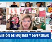 FUNCIONARIAS MANIFESTARON APOYO A UNA NUEVA LEY NACIONAL DE ACCESO LABORAL TRANS