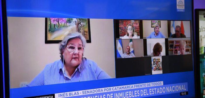 AVANZA LA TRANSFERENCIA DE VARIOS INMUEBLES A PROVINCIAS Y MUNICIPIOS