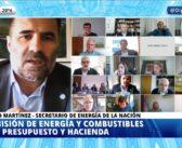 EL SECRETARIO DE ENERGÍA DEFENDIÓ NUEVO MARCO REGULATORIO DE BIOCOMBUSTIBLES