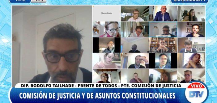 CONTINÚA EL DEBATE PARA REFORMAR LA LEY DEL MINISTERIO PÚBLICO FISCAL