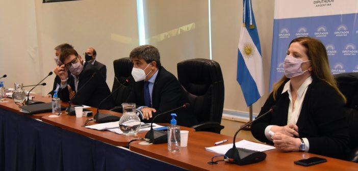 DICTAMEN FAVORABLE AL PROYECTO SOBRE PARÁMETROS REGULATORIOS DE LA EMERGENCIA COVID-19