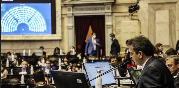 Se convirtió en ley el proyecto de Consenso Fiscal