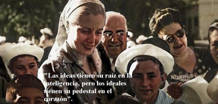 Si Evita, viviera…